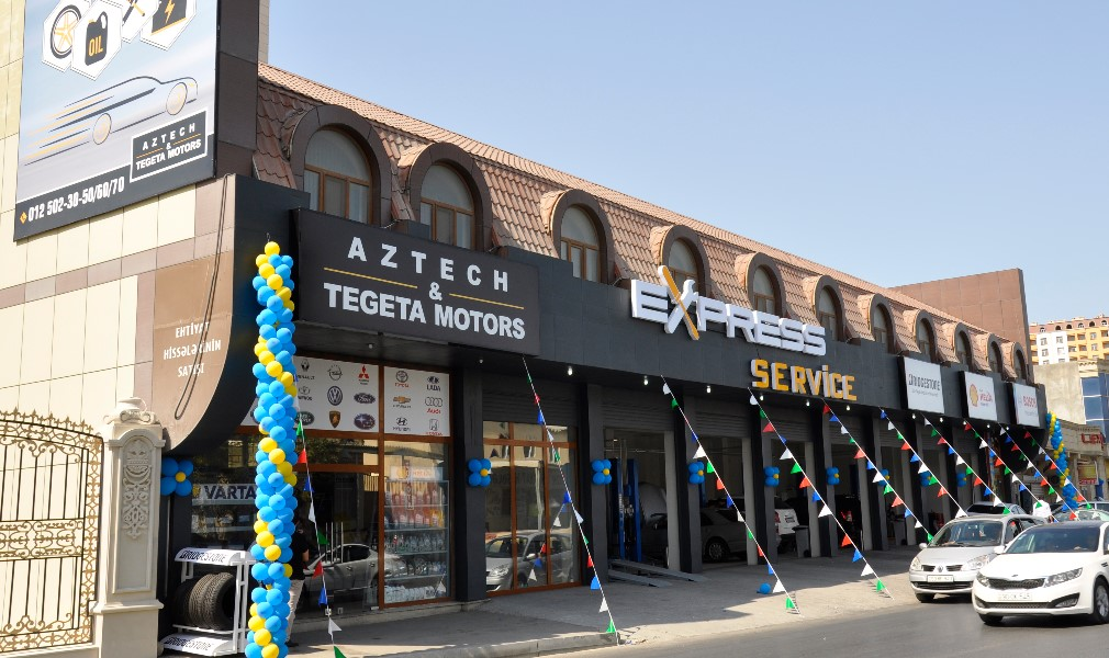 Tegeta Motors goes on with expansion in Azerbaijan
